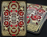 Bicycle Mystique Playing Cards (Red, Blue) by Gamblers Warehouse