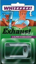Exhaust Whistle - Joke