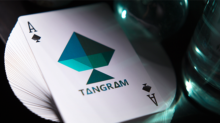Tangram Playing Cards by USPCC