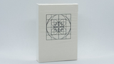 Fibs Playing Cards (White) by LV Cardistry