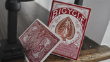Bicycle AutoBike No. 1 (Blue, Red) Playing Cards by USPCC