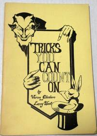 Tricks You Can Count On by Verne Chesbro and Larry West - Book