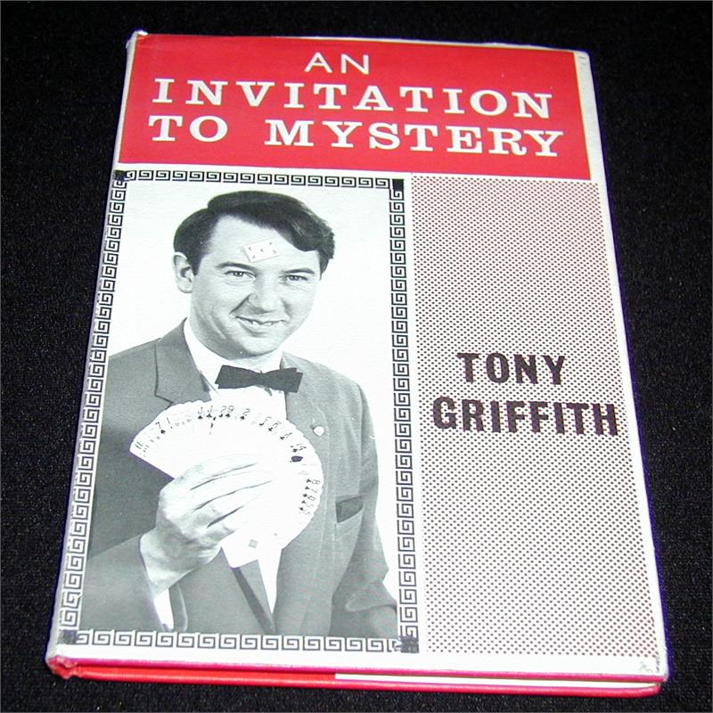 An Invitation to Mystery by Tony Griffith - Book