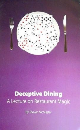 Deceptive Dining by Shawn McMaster Lecture Notes - Book