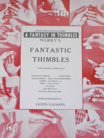 Werry's Fantastic Thimbles by Lewis Ganson - Book