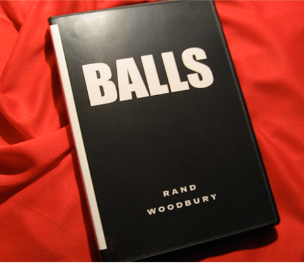 Balls by Rand Woodbury - DVD