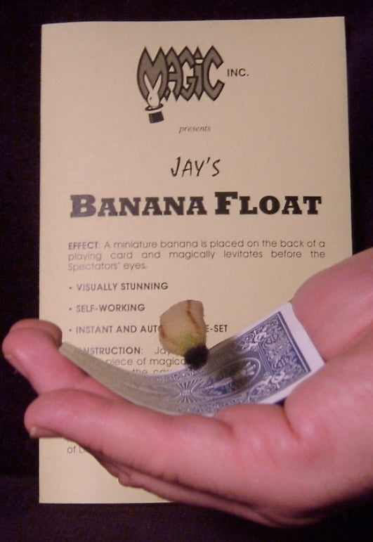 Jay's Banana Float
