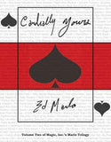 Cardially Yours by Ed Marlo - Book