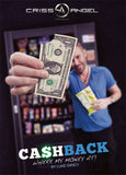 Cashback Where My Money At! Luke Dancy - Criss Angel Presents - DVD