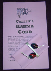 COLLEN'S KARMA CORD By Magic Inc - Trick