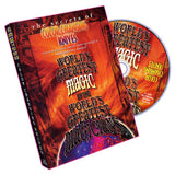 World's Greatest Magic - Color Changing Knives - DVD