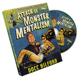 Attack Of Monster Mentalism - Volume 1 by Docc Hilford - DVD