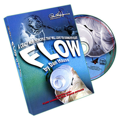 Flow by Dan Hauss - DVD