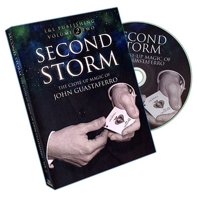 Second Storm Volume 2 by John Guastaferro - DVD