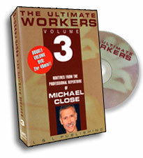 M Close Workers- #3, DVD