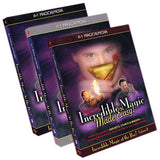 Incredible Magic At The Bar - Set 2 (Volumes 4 - 6) by Michael Maxwell - DVD