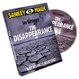 Disappearance by Jay Sankey - DVD