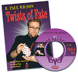 Twists of Fate by R. Paul Wilson - DVD
