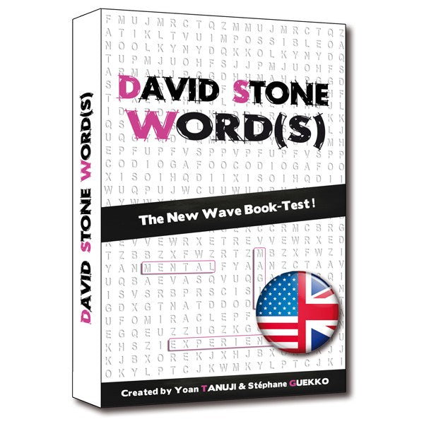 David Stone WORD(S) - UK USA (English Version) - Trick