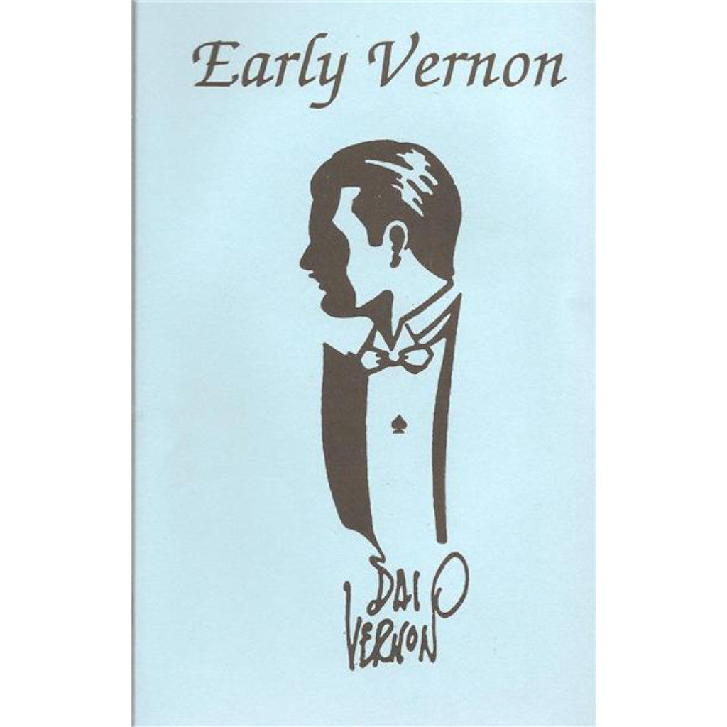 Early Vernon by Dai Vernon - Book