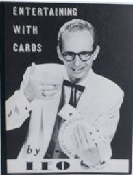 Entertaining With Cards by Leo Behnke - Book