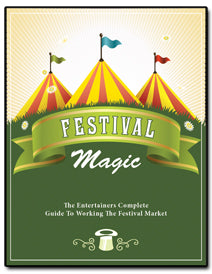 Festival Magic By Kyle Peron