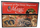 Secrets of the Great Magicians - Royal Magic Set with DVD