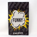Funny by Nick DiFfatte - Book