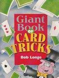 GIANT BOOK OF CARD TRICKS by BOB LONGE - Book