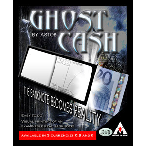 Ghost Cash by Astor