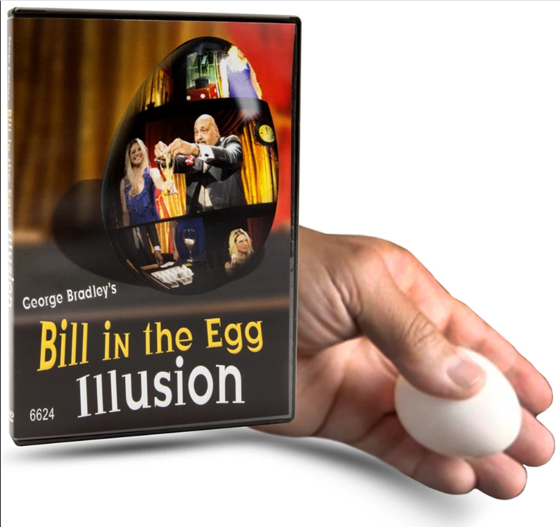 Bill in the Egg by George Bradley - DVD