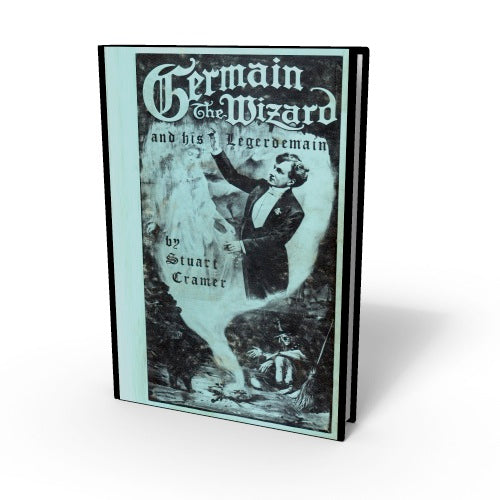 Germain the Wizard and his Legerdemain by Stuart Cramer - Book