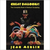 Great Balloons! by Jean Merlin - Book