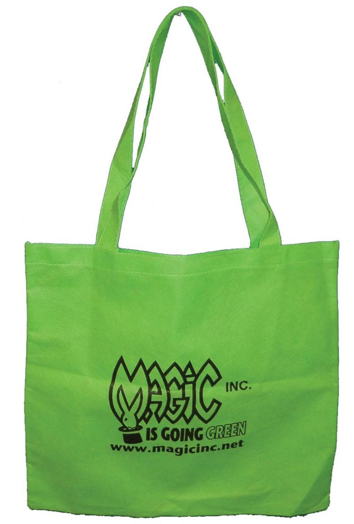 Green Recyclable Bag