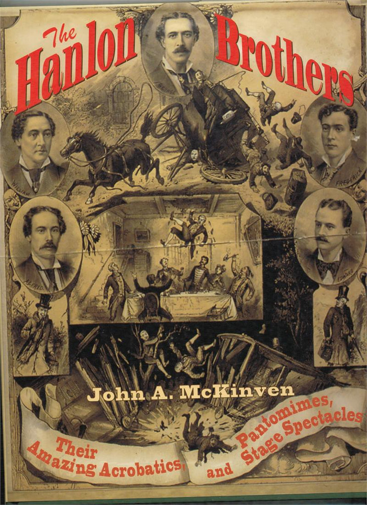 The Hanlon Brothers by John McKinven - Book