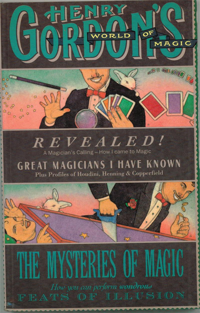 Henry Gordon's World Of Magic - Book