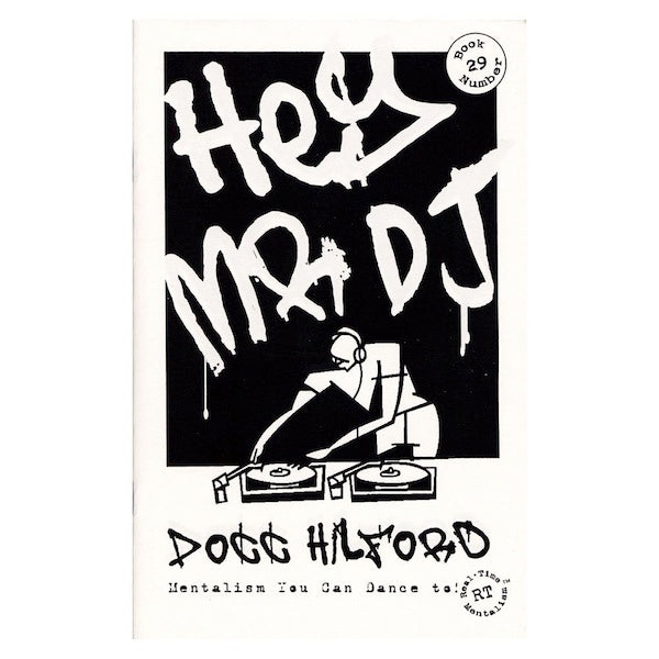 Hey Mr. DJ by Docc Hilford - Book