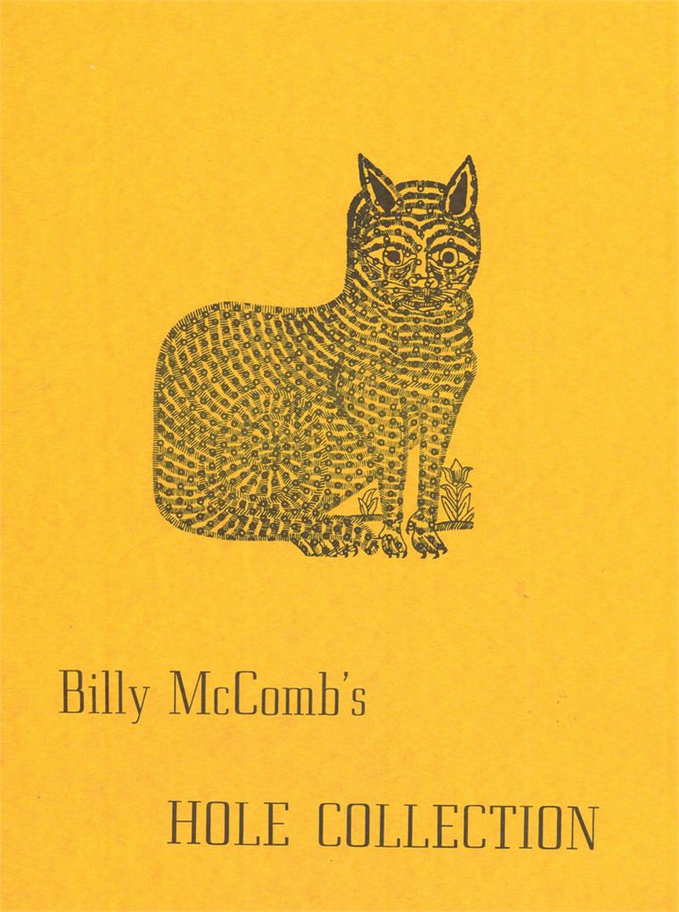 Hole Collection by Billy McComb - Book