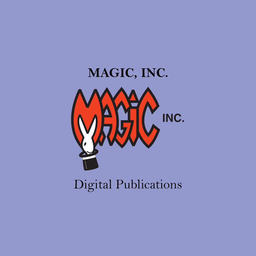 The Wishing Card Trick by Ed Marlo - PDF DOWNLOAD