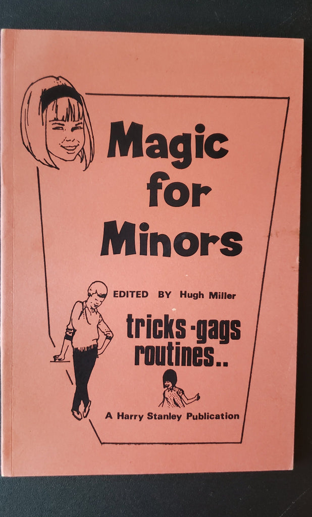 Magic for Minors by Hugh Miller - Book