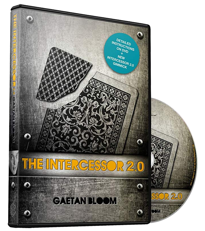 Intercessor 2.0 Gaetan Bloom + Gimmick - DVD