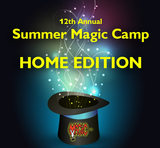 Summer Magic Camp 7/20 to 7/31st 2020