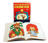 Magic Coloring Book by Royal Magic - Trick