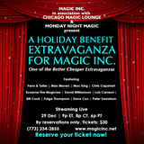 A Holiday Benefit Extravaganza for Magic Inc. - Show