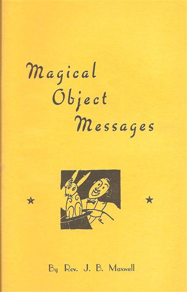Magical Object Lessons