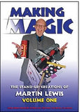 Making Magic Vol. 1 by Martin Lewis - DVD
