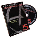 Criss Angel Masterminds Vol. 5 - Cardfusion - DVD