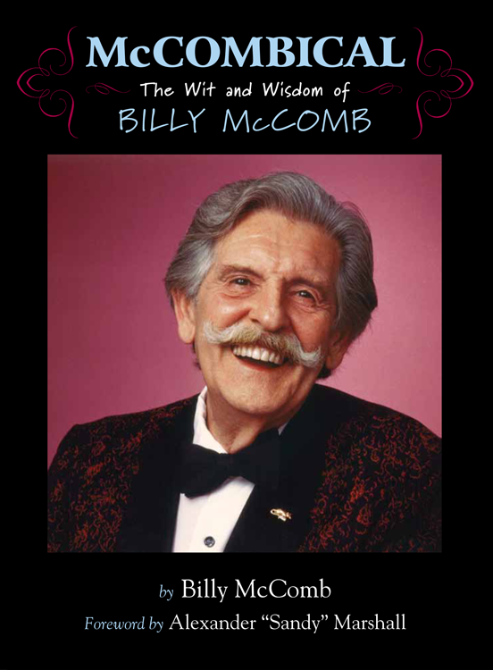 McCombical: The Wit and Wisdom of Billy McComb by Billy McComb - Book