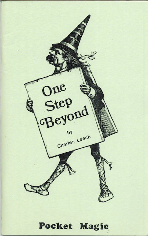One Step Beyond by Charles Leach - Book