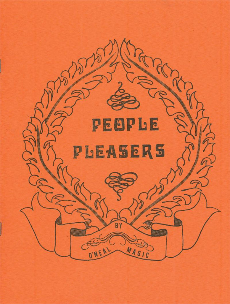 People Pleasers by Don O'Neal - Book
